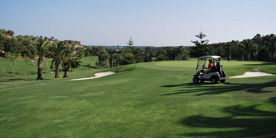 Real Club de Golf Campoamor Orihuela Costa 2