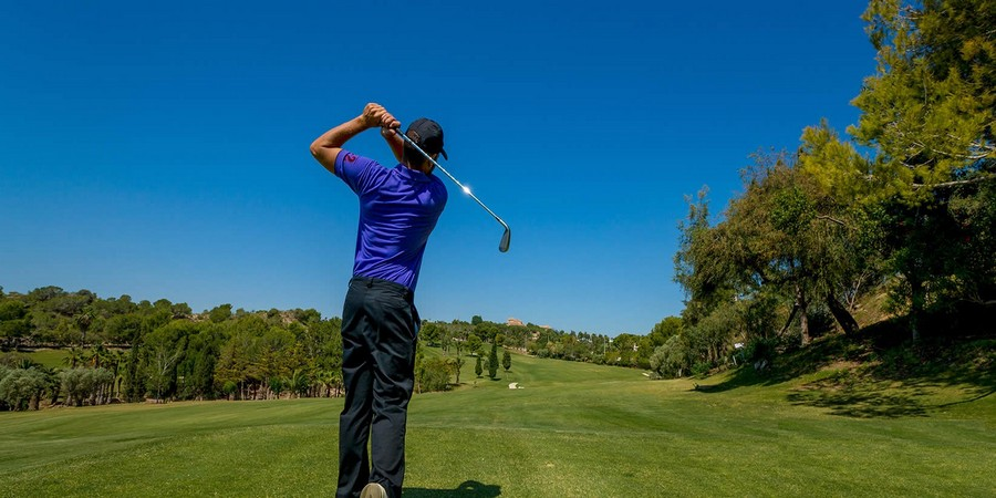 Real Club de Golf Campoamor Orihuela Costa 3