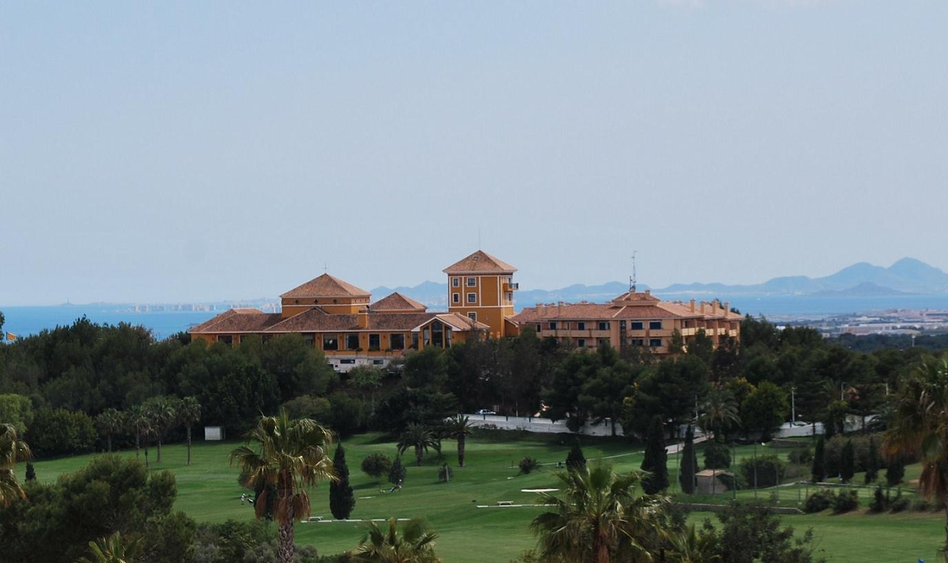 Real Club de Golf Campoamor Orihuela Costa 1