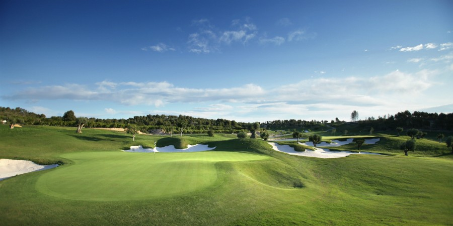 La Finca Golf Course Algorfa 2