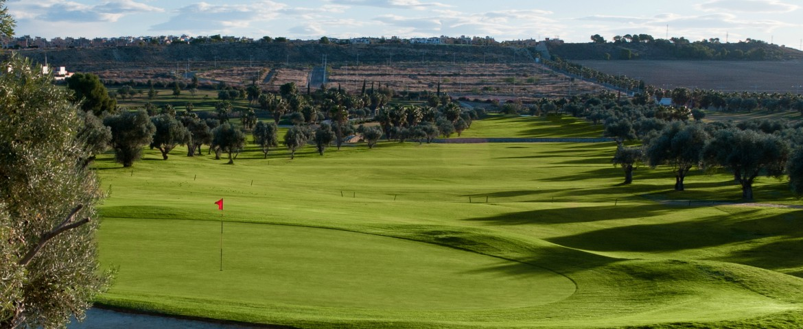 La Finca Golf Course Algorfa 1