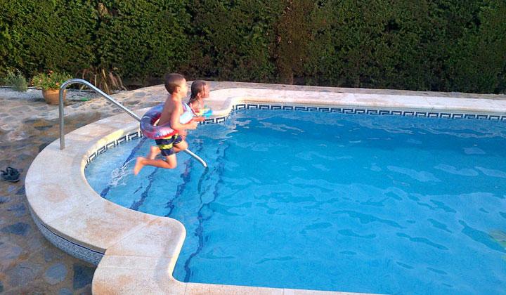 private pools in costa blanca villas