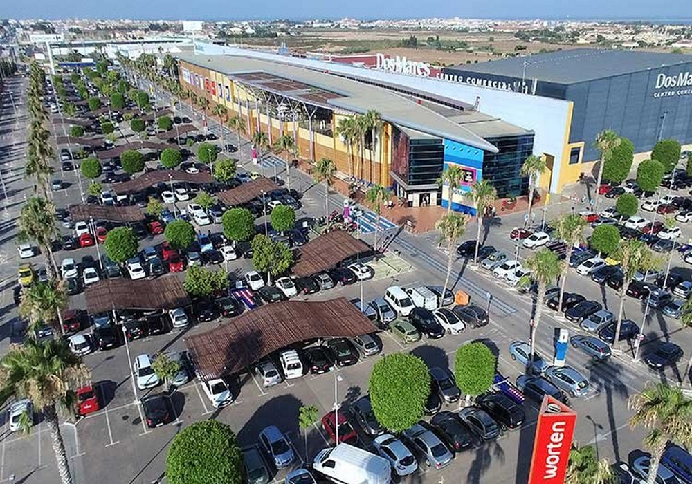 Dos Mares Shopping Centre