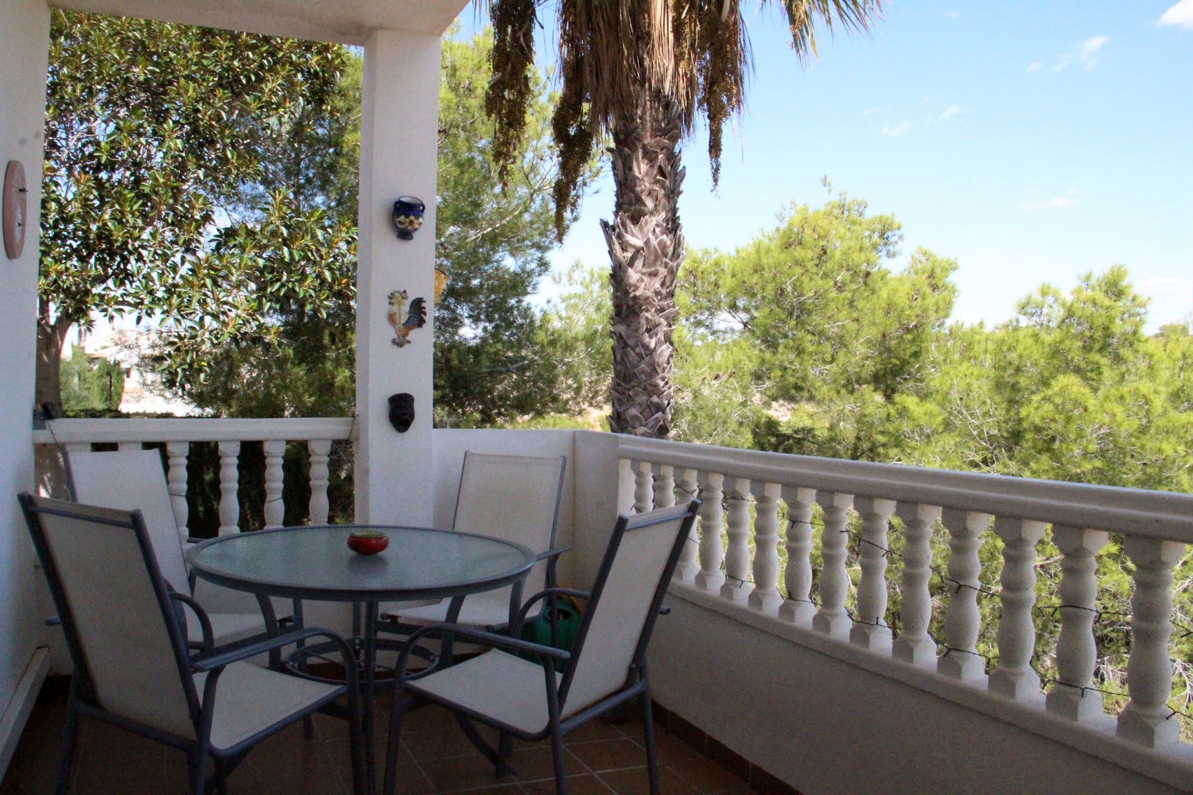 ITSH Property Relaxing views on the terrace 1