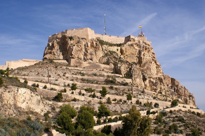ITSH Property Santa Barbara Castle in Alicante for a day out 18