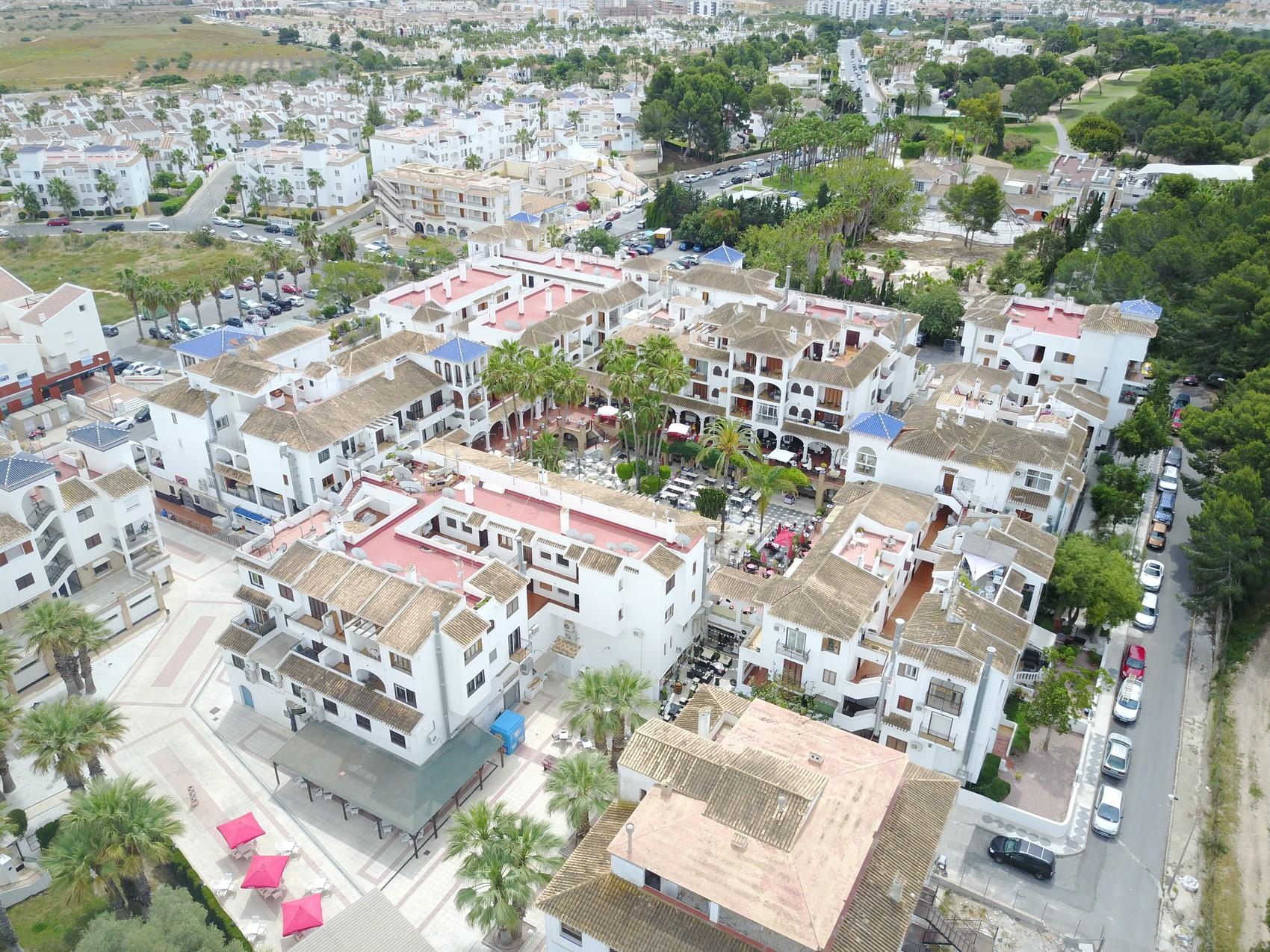 ITSH Property Villamartin Plaza by drone! 24