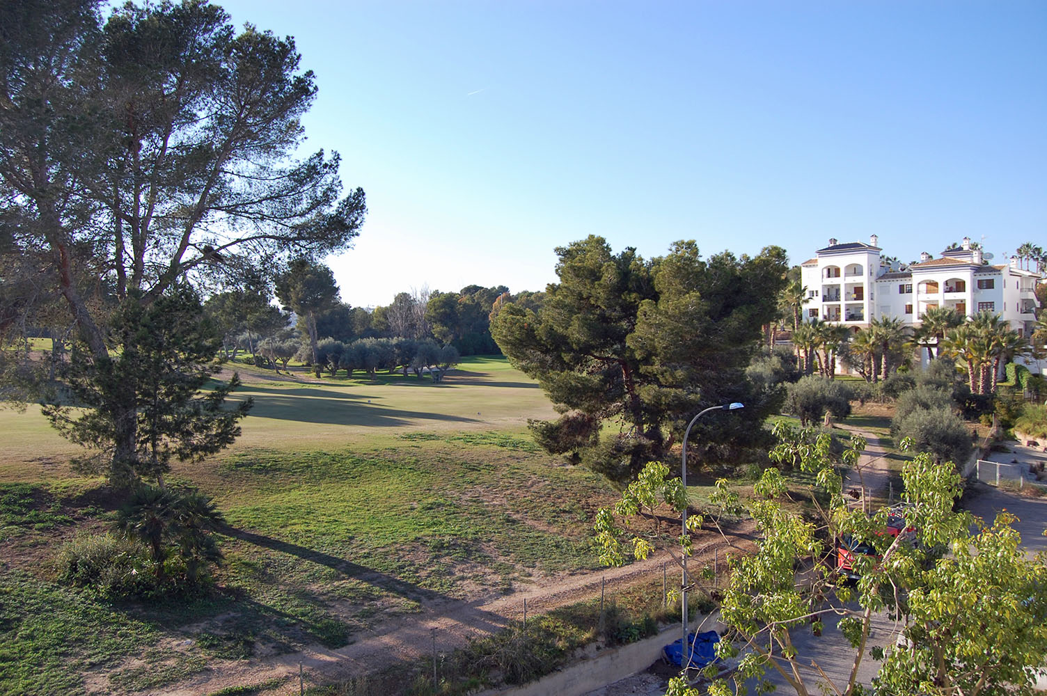 ITSH Property Views of the 1st hole of the Villamartin Golf course 9