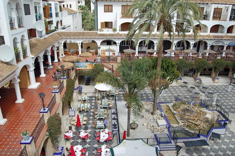 ITSH Property Villamartin Plaza from the balcony 14