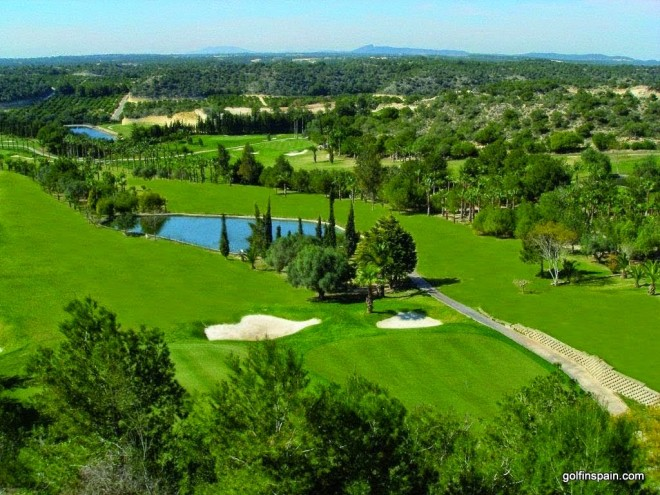ITSH Property Campoamor golf course a few minutes drive away 18