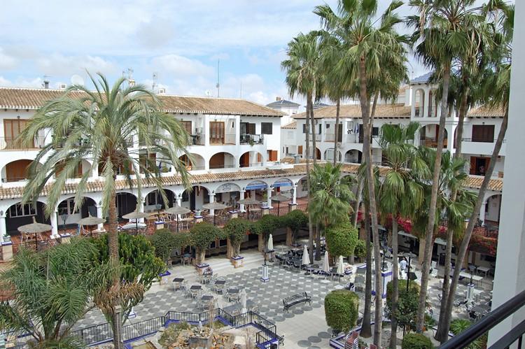 ITSH Property Villamartin Plaza from the balcony 13