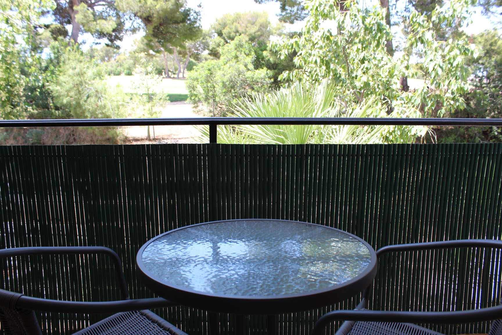 ITSH Property Balcony overlooking the 1st hole of the Golf course 5