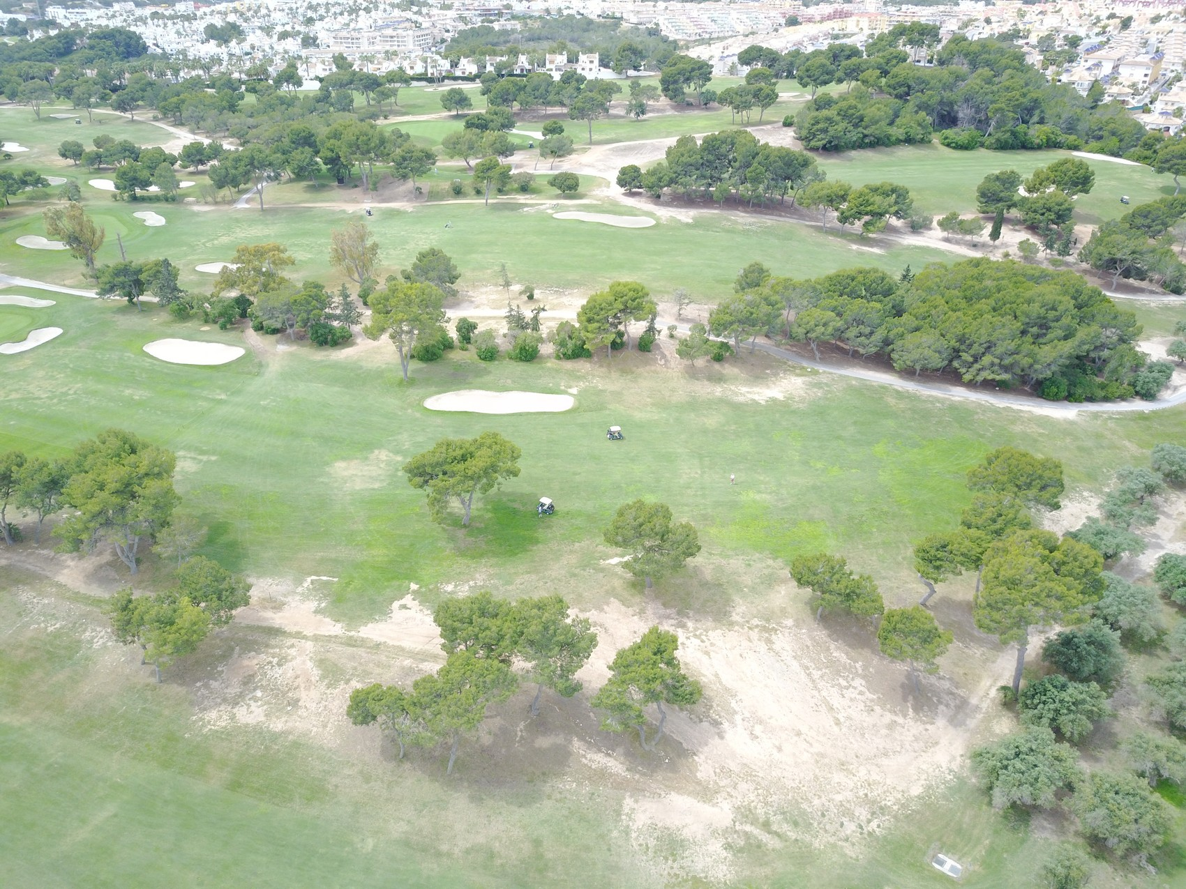 ITSH Property Villamartin Golf Course by drone 10