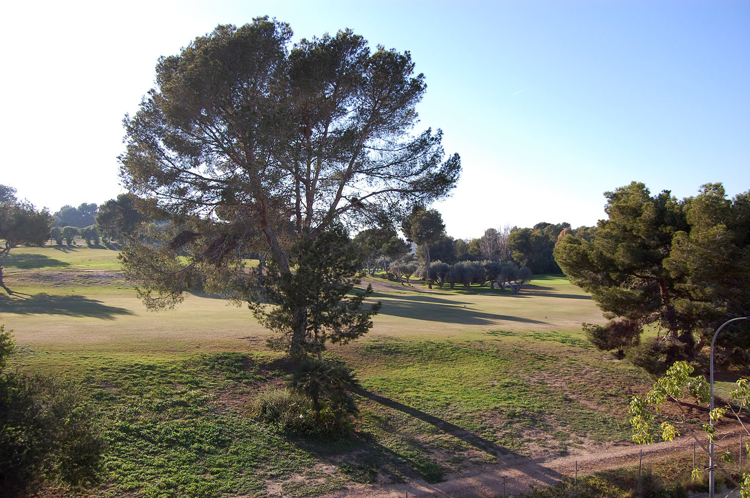 ITSH Property Views of the 1st hole of the Villamartin Golf course 10