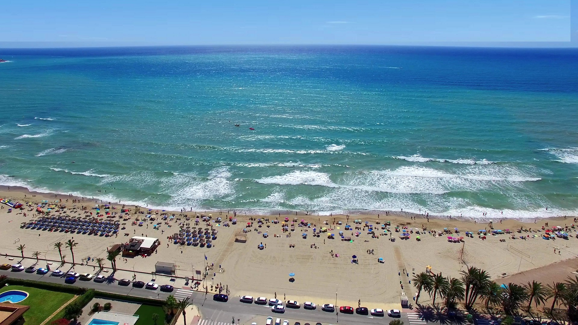 ITSH Property Campoamor Beach a short drive away 15