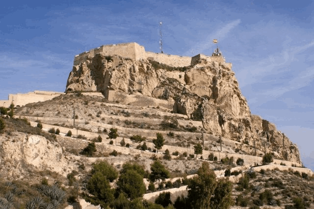 itsh 1578332352KSEGNA ref 1754 mobile 24 Castle Santa Barbara in Alicante to visit Los Dolses