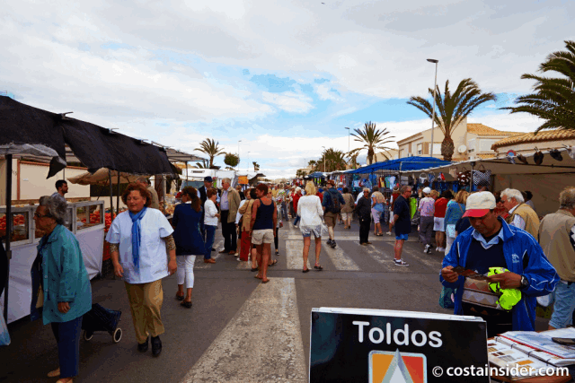 itsh 1521881460TQWANP ref 1712 mobile 18 Saturday market on your doorstep Playa Flamenca