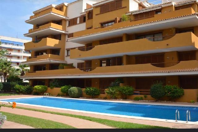 itsh 1631314728WBIAPF ref 1769 mobile 7 Main pool just outside of apt Punta Prima