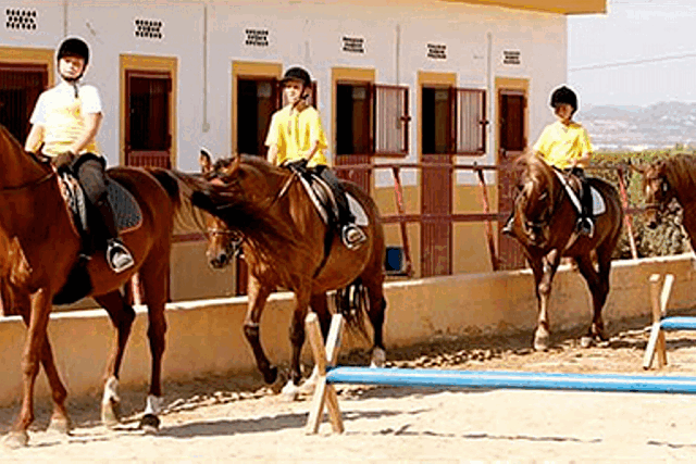 itsh 1554115842SQYCFZ ref 1736 mobile 21 Horse riding nearby Villamartin Plaza